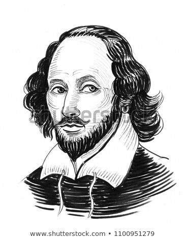 William Shakespeare stock photo © Snapshot
