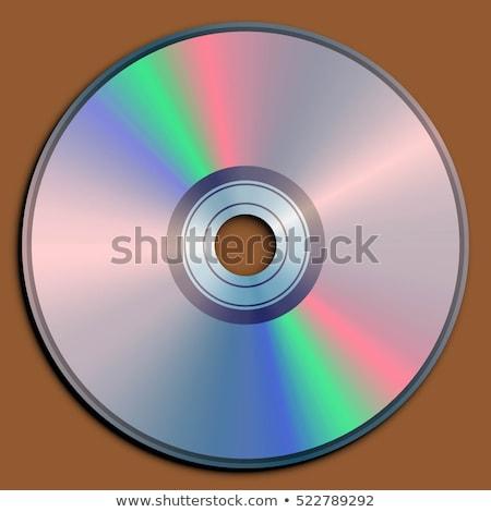 Renk cd güzel veri müzik soyut Stok fotoğraf © jonnysek