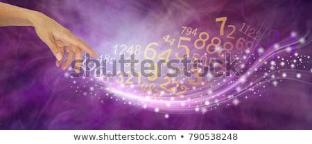 magia · código · binario · Internet · diseno · fondo · red - foto stock © grechka333