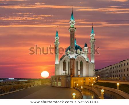 パノラマ モスク クレムリン ロシア 市 旅行 ストックフォト © Mikko