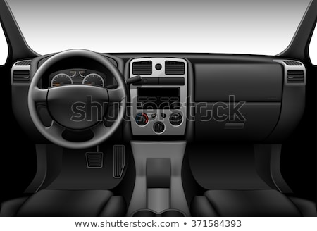 wheel and dashboard Stock photo © ssuaphoto