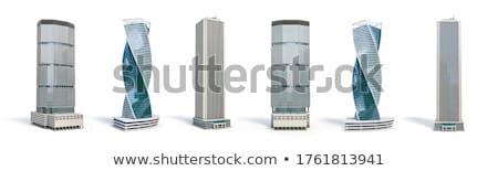 high building skyscraper stock photo © fotoduki