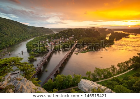 Harpers Ferry Stock photo © Stocksnapper