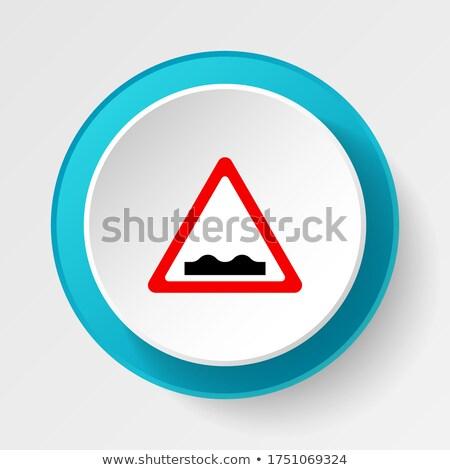 leszállás · oldal · kék · puzzle · fehér · internet - stock fotó © tashatuvango