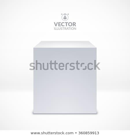 box stand Stock photo © Yuriy