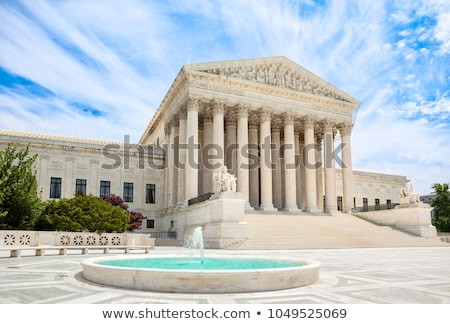 US Supreme Court Architecture Detail Stock photo © ambientideas