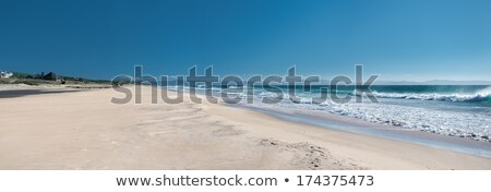 barbate beach cadiz southwestern spain stock photo © amok
