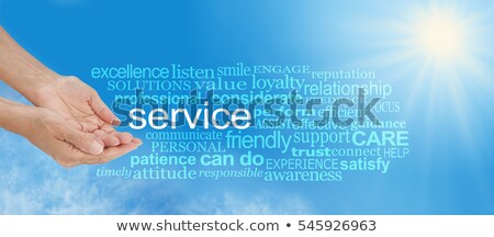 How can I assist you ? Stock photo © stockyimages