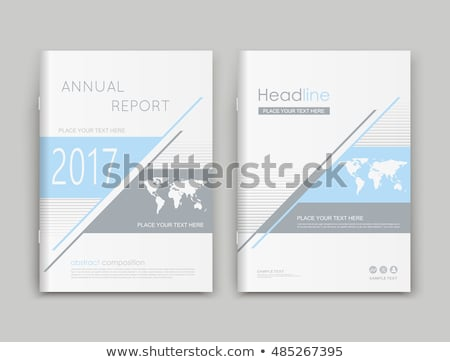 World Economy - Title of Book. Stock photo © tashatuvango