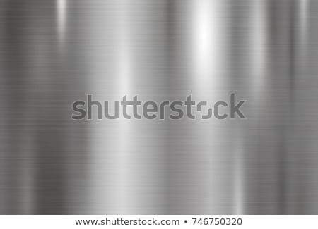 platina · felület · textúra · háttér · űr · ipar - stock fotó © h2o