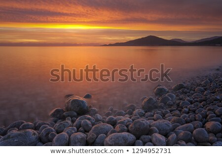 Experimental Beach in Cap Des Falco in Ibiza Stock photo © amok