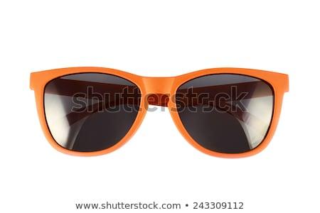 Fashion Sun glasses isolated Stock photo © ozaiachin