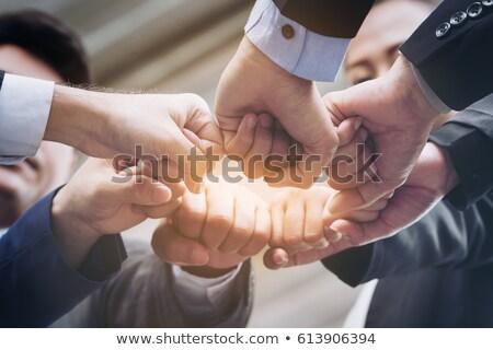 ludzi · biznesu · dolny · działalności · biznesmen · mężczyzn · grupy - zdjęcia stock © Paha_L