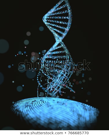 Genetic Fingerprinting Stock photo © Lightsource