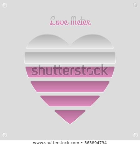 Amor boda fondo tarjeta limpio publicidad Foto stock © vipervxw