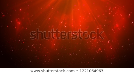 defocused abstract red eps 10 stock photo © beholdereye