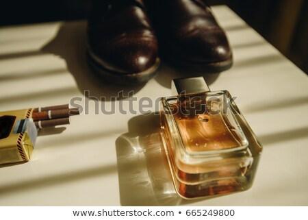quit smoking today concept top view stock photo © stevanovicigor