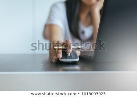 e health computer mouse concept stock photo © ivelin