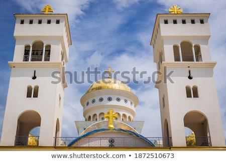 大聖堂 バー 寺 モンテネグロ 建物 ストックフォト © Steffus