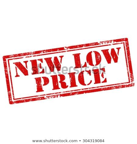 low price rubber stamp stock photo © imaster