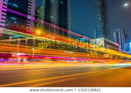 absztrakt · város · hazárdjáték · illusztráció · kaszinó · zsetonok · buli - stock fotó © day908
