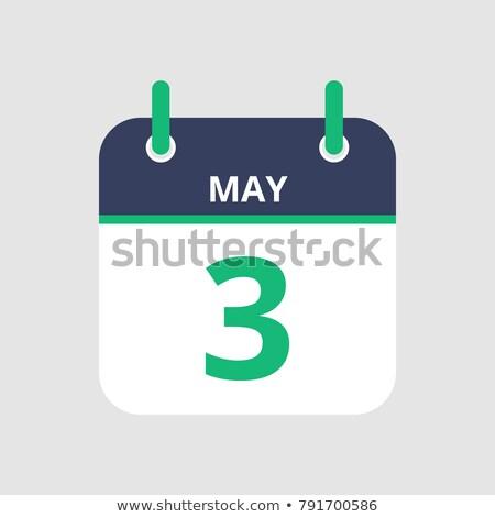 3rd May Stock photo © Oakozhan
