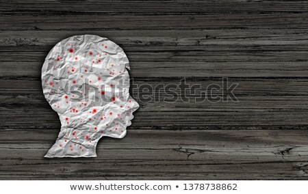 diagnosis   measles medical concept 3d illustration stock photo © tashatuvango