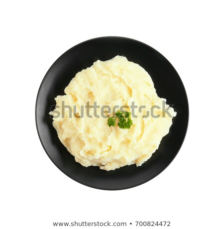 pile of mashed potatoes Stock photo © Digifoodstock