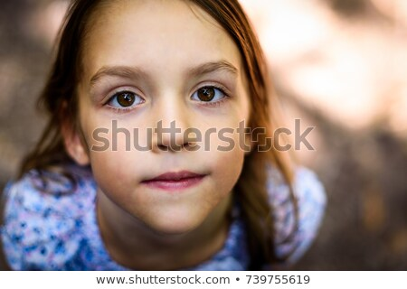 güzellik · taze · portre · çekici · güzel · genç · kadın - stok fotoğraf © is2