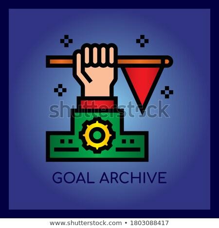 Training Plan Concept on Folder Register. Stock photo © tashatuvango