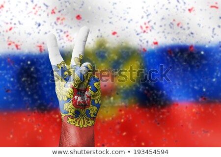 Election Russia 2018 #2 Stock photo © Oakozhan