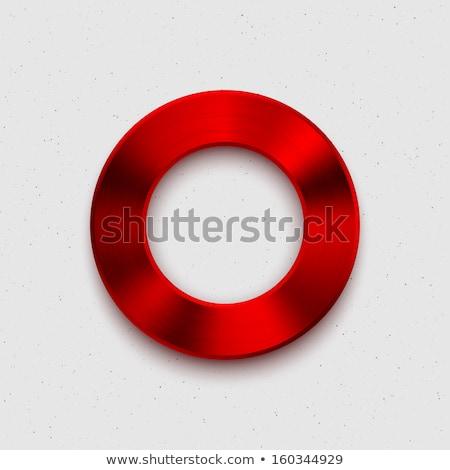 violeta · tecnologia · círculo · metal · distintivo · roxo - foto stock © molaruso