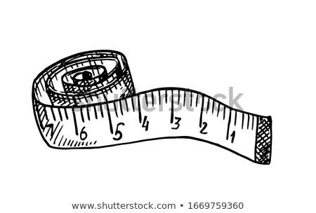 Forma spirale geometrica vettore design Foto d'archivio © m_pavlov