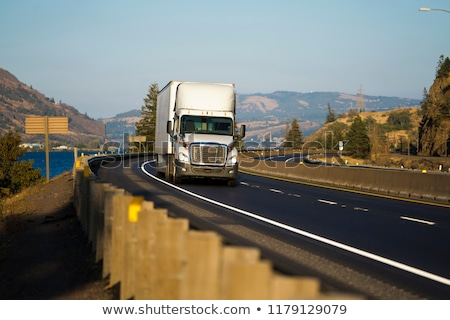 ship for carriage transportation on long distance stock photo © robuart