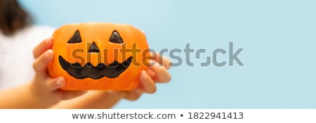 Jack O Lantern Promotion Stock photo © Lightsource