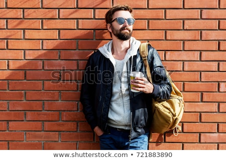 Portrait séduisant puce homme Photo stock © feedough