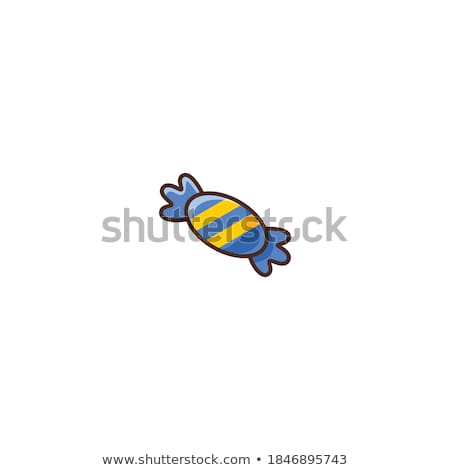 Confectionary cartoon concept icons Stock photo © netkov1