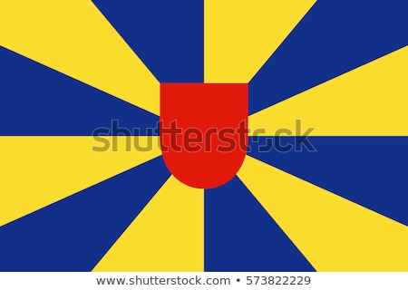 West Flanders flag Stock photo © tony4urban