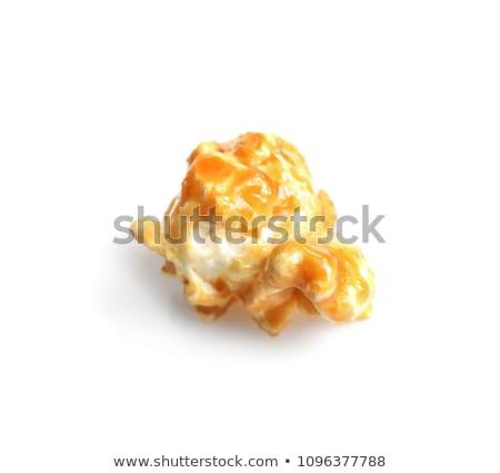 toffee popcorn stock photo © digifoodstock