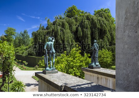 Charlottenhof Palace, Potsdam, Germany Stock photo © borisb17