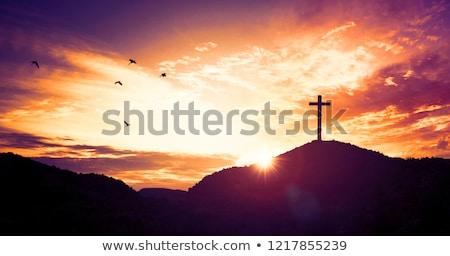 Crucifixion on Golgotha Stock photo © mayboro
