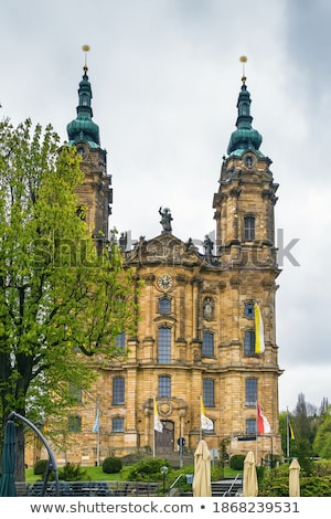 The Basilica of the Fourteen Holy Helpers, Germany Stock photo © borisb17