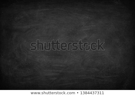 Istruzione lavagna disegno modello nero scrivere Foto d'archivio © romvo