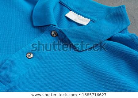 Close-up of man in blue shirt Stock photo © wavebreak_media