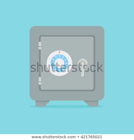 Invest Trust Flat Vector Icon. Stock photo © smoki