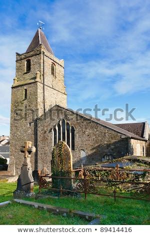 St Multose Church, Kinsale, Ireland Stock photo © borisb17