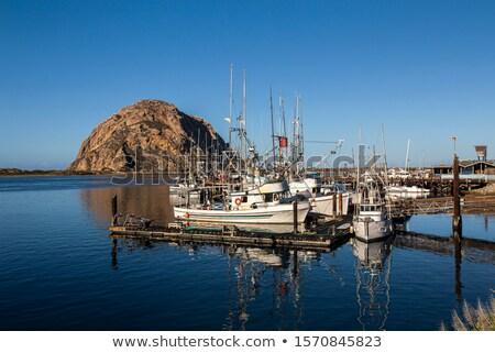 połowów · podróży · ryb · wiszący · paznokcie · Widok - zdjęcia stock © photography33