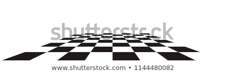Chessboard floor Stock photo © ajlber