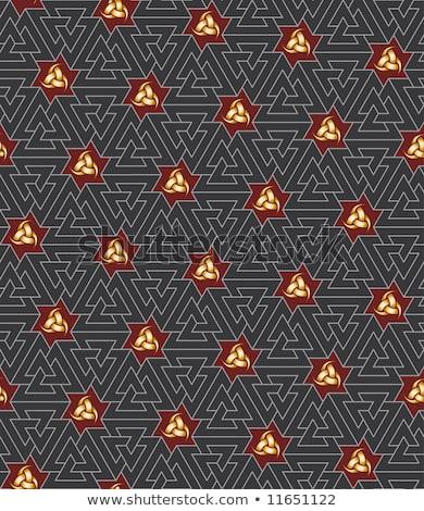 Textura sin fisuras de Odin Foto stock © ALMAGAMI