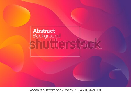 Abstract Coloful Wave Background Stock photo © rioillustrator